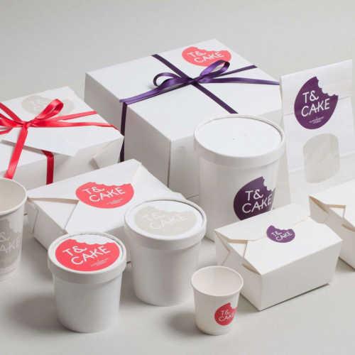 Packaging e accessori