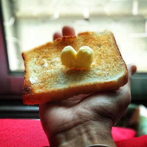 Margarine senza palma